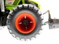 Wiking 7328 - Claas Axion 950 mit Zwillingsreifen Reifen vorne