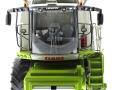 Wiking 077329 - Mähdrescher Claas Lexion 770 vorne