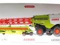 Wiking 077329 - Mähdrescher Claas Lexion 770 Karton
