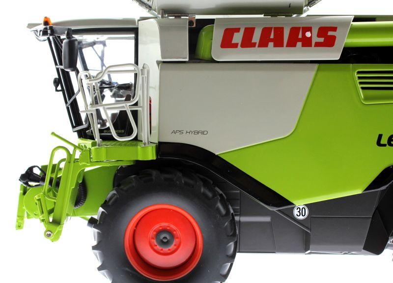 Wiking 077329 - Mähdrescher Claas Lexion 770 links vorne