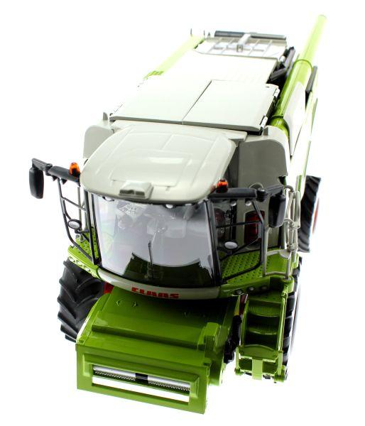 Wiking 077329 - Mähdrescher Claas Lexion 770 oben vorne links