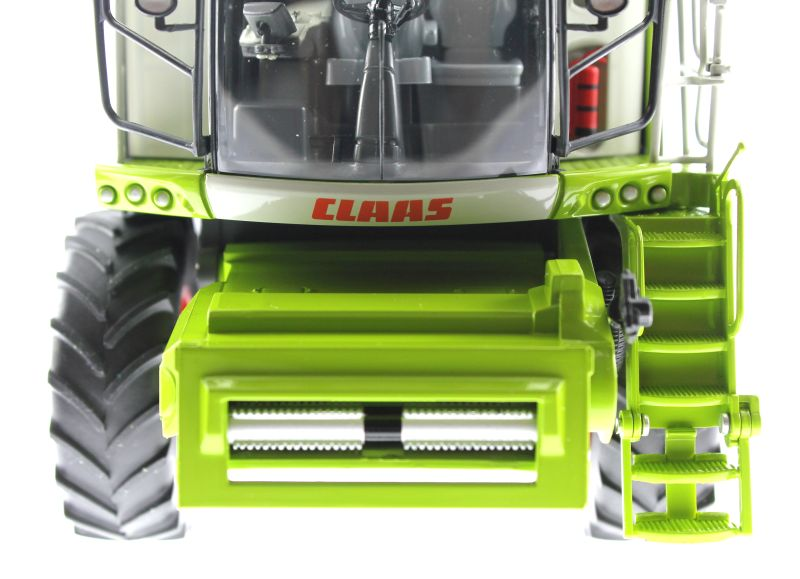 Wiking 077329 - Mähdrescher Claas Lexion 770 vorne unten