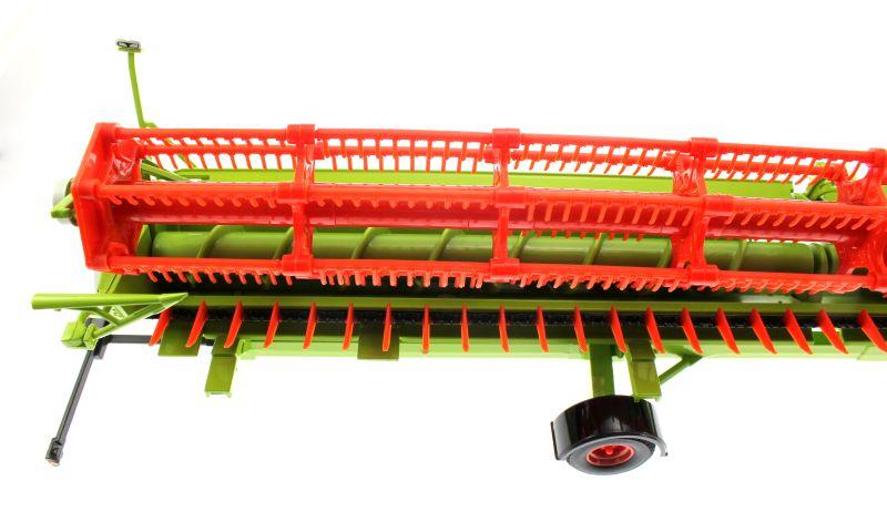 Wiking 077329 - Mähdrescher Claas Lexion 770 Mähwerk