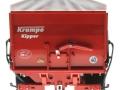 Wiking 7335 - Krampe Big Body 650 mit Rollplane hinten