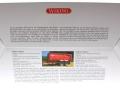 Wiking 7335 - Krampe Big Body 650 mit Rollplane Karton hinten