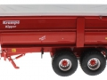 Wiking 7335 - Krampe Big Body 650 mit Rollplane links
