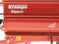 Wiking 7335 - Krampe Big Body 650 mit Rollplane Logo