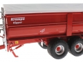 Wiking 7335 - Krampe Big Body 650 mit Rollplane vorne links