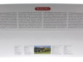 Wiking 7336 - Strautmann Tera Vitesse Ladewagen Karton hinten