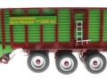 Wiking 7336 - Strautmann Tera Vitesse Ladewagen links