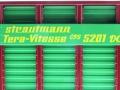Wiking 7336 - Strautmann Tera Vitesse Ladewagen Logo