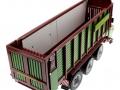 Wiking 7336 - Strautmann Tera Vitesse Ladewagen oben hinten rechts