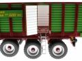 Wiking 7336 - Strautmann Tera Vitesse Ladewagen Tür auf