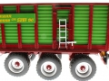 Wiking 7336 - Strautmann Tera Vitesse Ladewagen Tür zu
