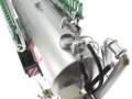 Wiking 7337 - Fliegl VFW 18.000 Profiline Schlitzgerät Universal 15m Füllstutzen