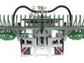 Wiking 7337 - Fliegl VFW 18.000 Profiline Schlitzgerät Universal 15m hinten offen