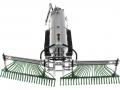 Wiking 7337 - Fliegl VFW 18.000 Profiline Schlitzgerät Universal 15m oben offen