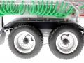 Wiking 7337 - Fliegl VFW 18.000 Profiline Schlitzgerät Universal 15m Reifen