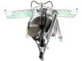 Wiking 7337 - Fliegl VFW 18.000 Profiline Schlitzgerät Universal 15m vorne offen