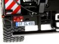 Wiking 7339 black - Krampe Kipper Schwarz - Traktoren von Claas Kennzeichen