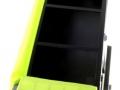 Wiking 7339 black - Krampe Kipper Schwarz - Traktoren von Claas gekippt hinten