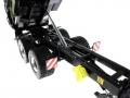 Wiking 7339 black - Krampe Kipper Schwarz - Traktoren von Claas Hydraulik