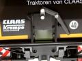 Wiking 7339 black - Krampe Kipper Schwarz - Traktoren von Claas Kornauslass