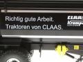 Wiking 7339 black - Krampe Kipper Schwarz - Traktoren von Claas Logo