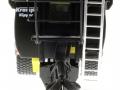 Wiking 7339 black - Krampe Kipper Schwarz - Traktoren von Claas vorne