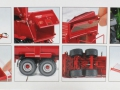 Wiking 7339 - Krampe Kipper Big Body 650 Karton innen