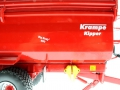 Wiking 7339 - Krampe Kipper Big Body 650 Logo