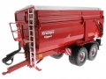 Wiking 7339 - Krampe Kipper Big Body 650 vorne links