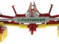 Wiking 7341 - Pöttinger Mähwerk Novacat V10 Logo