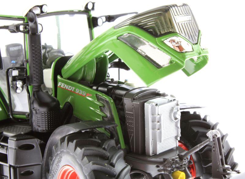 Wiking 7343 - Fendt 939 Vario 2014 Motor rechts