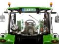 Wiking 7344 - John Deere 6125R mit Frontlader hinten oben