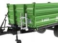 Wiking 7348 - Brantner E6035 Einachs-Dreiseitenkipper Leiter