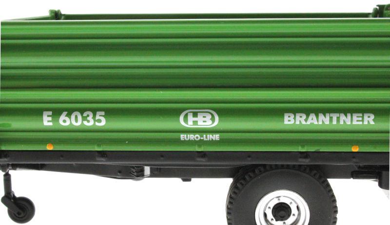 Wiking 7348 - Brantner E6035 Einachs-Dreiseitenkipper Logo