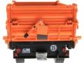 Wiking 7348AG - Einachs-Dreiseitenkipper Brantner E6035 Orange Agritechnica Kornluke