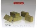 Wiking 7394 - Quaderballen 6 Stück Karton vorne