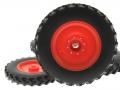 Wiking 7395 - Rädersatz Pflegebereifung für Claas Arion 400 Hinterreifen