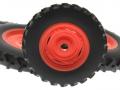 Wiking 7395 - Rädersatz Pflegebereifung für Claas Arion 400 Vorderreifen