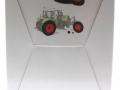 Wiking 7395 - Rädersatz Pflegebereifung für Claas Arion 400 Karton hinten