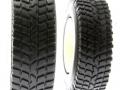 Wiking 7396 - Rädersatz Kommunalbereifung für Valtra T4 Reifen
