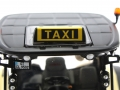Wiking 77314 - Claas Axion 950 - Taxi-Version Taxi Schild