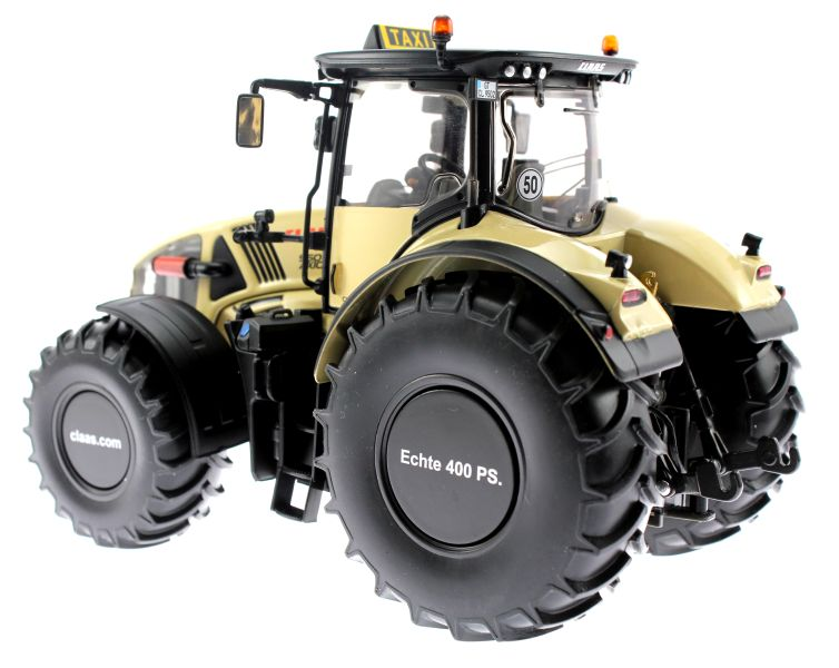 Wiking 77314 - Claas Axion 950 - Taxi-Version hinten links