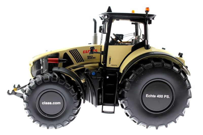 Wiking 77314 - Claas Axion 950 - Taxi-Version links