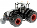 Wiking 77323wb - Fendt 939 Vario Black Beauty mit Zwillingsbereifung vorne links