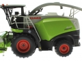 Wiking 7812 - Claas 860 Jaguar Feldhäcksler mit Pick Up 300 links