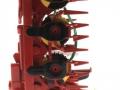 Wiking 7813 - Fendt Katana 85 Maisschneidwerk rechts