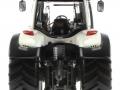 Wiking 7815 - Valtra T174 weiß mit Frontlader hinten
